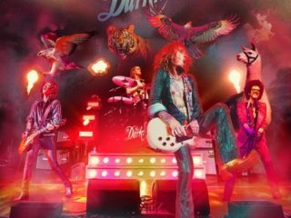 The Darkness release Live At Hammersmith